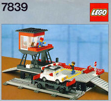 NEW Lego TRAIN 12 V 7839 Car Transport Depot Sealed