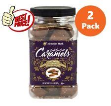2Pk Member Members Mark Sea Salt Caramels 31 oz