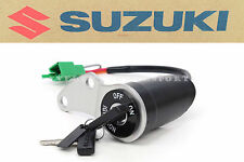 New Genuine Suzuki Ignition Key Switch 00-07 DRZ400E DR-Z400E DRZ400 OEM #G44