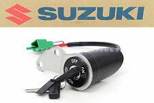 New Genuine Suzuki Ignition Key Switch 00-07 DRZ400E DR-Z400E DRZ400 OEM #G44