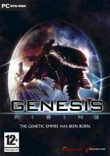 Genesis Rising (PC DVD Game) Brand New & Factory Sealed