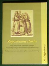 BOOK Polish Folk Costume & Art in Historic Painting Poland Ukraine old sculpture