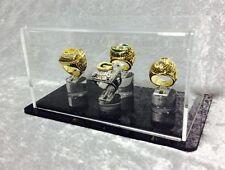4 Ring Championship Ring Display Case - 4 Ring Display Case Championship Rings