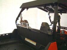 POLARIS RZR 570 800 REAR WINDSHIELD DIRECTION 2 WINDOW UTV LEXAN 2008-18
