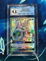 Zygarde GX - CGC 9.5 Hidden Fates SV65/SV94 Full Art Shiny Pokemon Card - (PSA)