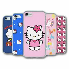 For iPhone 7 & 8 Silicone Case Cover Hello Kitty Collection 1