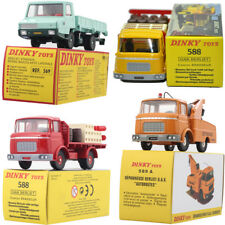 Atlas Dinky Toys 4pcs 569 588 589a Alloy Models Diecast 1 43 Model car