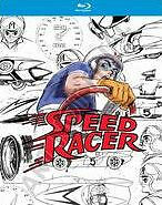 SPEED RACER: THE COMPLETE SERIES - BLU RAY - Region A