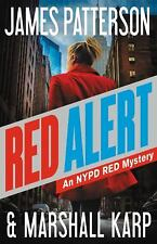 Red Alert : An NYPD Red Mystery  (ExLib) by James Patterson; Marshall Karp