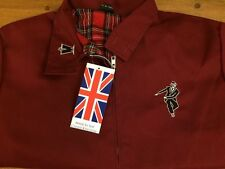 Madness Harrington All Colours Available Two Tone The Specials  Ska Embroidered