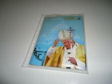Pope John Paul II 77 stamps and 1 Coin year 2004 Gambia & Benin Portugal edition