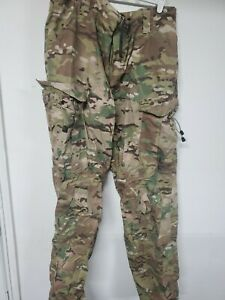 NWT Massif Army Combat Pant Flame Resistant XL long fr  $325 Multicam