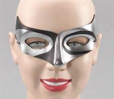Masquerade Silver Costume Masks