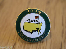 1999 MASTERS GOLF AUGUSTA NATIONAL JOSE OLAZABAL BALL MARKER PGA  RARE