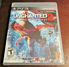 Uncharted 2: Among Thieves   Sony PlayStation 3 2009 PS3 Rated T