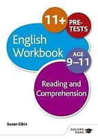 Reading & Comprehension Workbook Age 9-11 by Elkin, Susan (Paperback book, 2014)