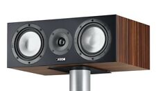 CANTON GLE 456 WALNUT CENTRE, 3-WAY, TOP SOUND QUALITY, MADE IN GERMANY, NEW