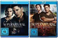 Supernatural - Season/Staffel 7+8 * Blu-ray Set * NEU OVP
