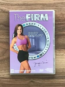 Jenifer Carman THE FIRM - Body Sculpting System  DVD