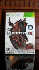 Prototype 2 - Limited Radnet Edition (Microsoft Xbox 360, 2012) BRAND NEW SEALED