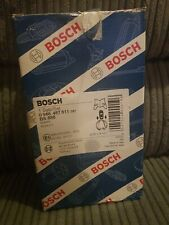 Bosch Nissan/Renault Rear Shoes