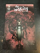 """The Waking Dreams End#1 Incredible Condition 9.2(2012) """"Cover A"""""""