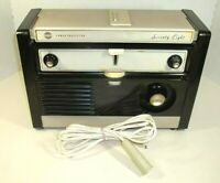Vintage SEARS 9878 Tower Slide Projector with Remote. Very Good Condition
