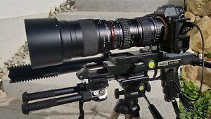 Photosniper Tair 3s MC Macro 2x TK Sony E Mount Fernauslöser Zubehörpacket