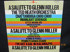 Ted Heath Orchestra - A Salute to Glenn Miller - London Records 1972