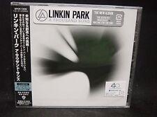 LINKIN PARK A Thousand Suns + 1 JAPAN CD Jay-Z Steve Aoki Stone Temple Pilots