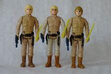 Tres Vintage Star Wars Complete Luke Skywalker: Bespin 1980 C8+ Coo HK