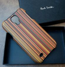 PAUL SMITH SIGNATURE VINTAGE MULTI STRIPE GALAXY S4 MOULDED PHONE CASE BNIB