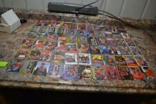 MASSIVE LOT OF 66 COLLECTIBLE JEFF GORDON NASCAR RACE CARDS ALL IN SLEVES B322