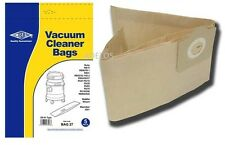 FOR Rowenta ZR-81 Type, Goblin, Karcher 2001 Vacuum Cleaner Bags - 5 Pack