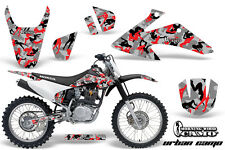 Honda Graphic Kit AMR Racing Bike Decal CRF 150F/230F Decal MX Parts 08-13 BFLY