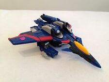 Thundercracker TRANSFORMERS Armada Max-Cons Class 2002 Hasbro WORKS jet plane