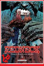 REDNECK 1 01 Avr 2018 TPB Hardcover DELCOURT BD Horreur Vampire # NEUF #