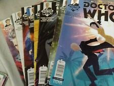DOCTOR WHO lot 14 comics see details