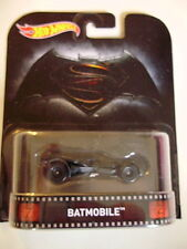 BATMOBILE  HOT WHEELS RETRO ENTERTAINMENT - Batman v Superman