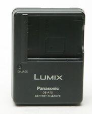 Genuine Panasonic Lumix Battery Charger DE-A75 For Digital Cameras.
