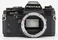Pentax Super A Kamera Gehäuse Body analoge Spiegelreflexkamera