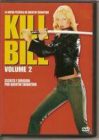 AFM53 - DVD KILL BILL  VOL. 2        NUEVO SIN PRECINTO