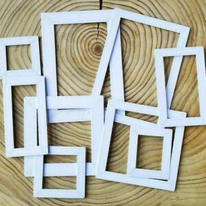 Rahmen Metall Stanzformen Schablone DIY Scrapbooking Album Stempel Papier Karte