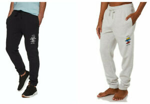 Rip Curl Search Logo Track Jogging Pants Mens Sports Trousers Sweatpants XS-3XL