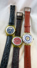 SWATCH Lot 3 Automatic Watches  New No Box