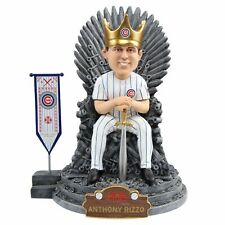 Anthony Rizzo Chicago Cubs Game of Thrones Iron Throne GOT Bobblehead MLB