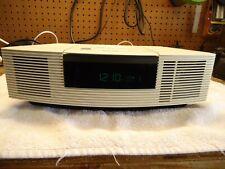 Bose Wave AWRC-1P AM/FM/CD/AUX/ A GRADE / MINT W/BOSE REMOTE & ANTENNA