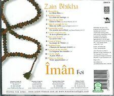 Zain Bhikha singer islamic nasheed naats Faith album