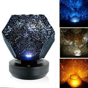 60000 Star Original Home Planetarium Caronan Star Projection Light Party O6K0