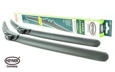 """SSANGYONG ACTYON 2006-2013 HEYNER Windscreen AEROFLAT Wiper Blades 22""""19"""""""